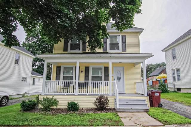 21 Monroe St, Gloversville, NY 12078 (MLS #202124076) :: 518Realty.com Inc