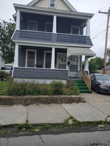 1013-1015 Pleasant St, Schenectady, NY 12303 (MLS #202124172) :: Carrow Real Estate Services