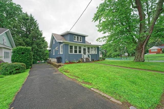 58 Euclid Av, Troy, NY 12180 (MLS #202124378) :: Carrow Real Estate Services