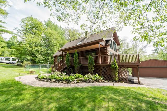 2 Moore Rd, Middle Grove, NY 12850 (MLS #202124429) :: 518Realty.com Inc