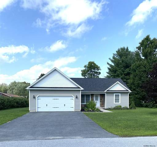 9 Bayberry Dr, Moreau, NY 12803 (MLS #202124533) :: Carrow Real Estate Services