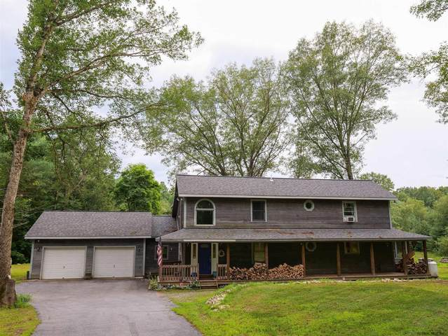 32 Taylor Rd, Gansevoort, NY 12831 (MLS #202124535) :: Carrow Real Estate Services