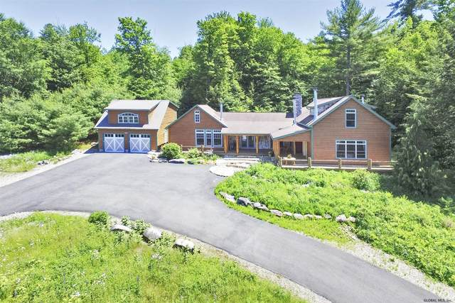 3432 South Shore Rd, Day, NY 12835 (MLS #202124599) :: Carrow Real Estate Services
