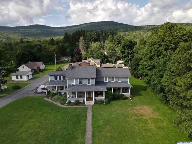 7760 Main St, Hunter, NY 12442 (MLS #202124609) :: Carrow Real Estate Services