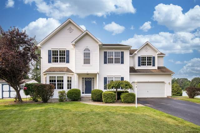 5 Raven Ct, Rexford, NY 12148 (MLS #202124610) :: Carrow Real Estate Services