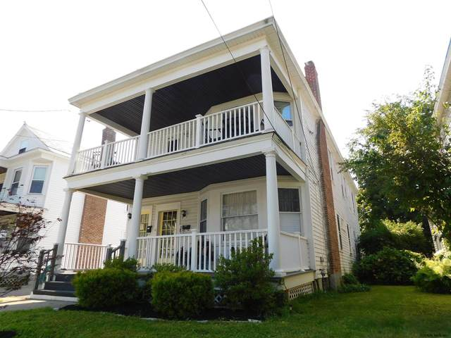 11 Homestead Av, Albany, NY 12203 (MLS #202124825) :: Carrow Real Estate Services