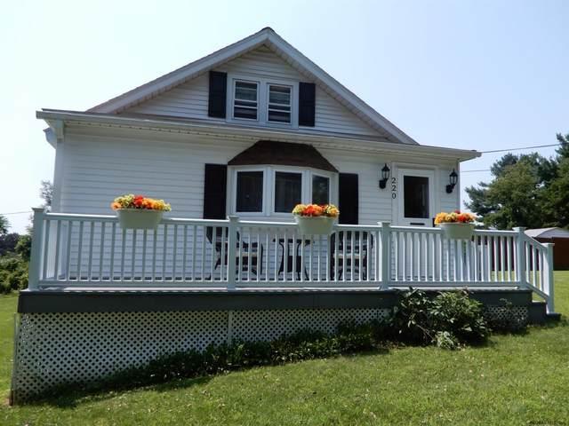 220 Hillcrest Av, Troy, NY 12182 (MLS #202124826) :: Carrow Real Estate Services