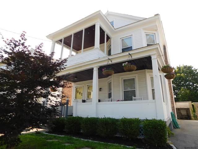 15 Homestead Av, Albany, NY 12203 (MLS #202124828) :: Carrow Real Estate Services