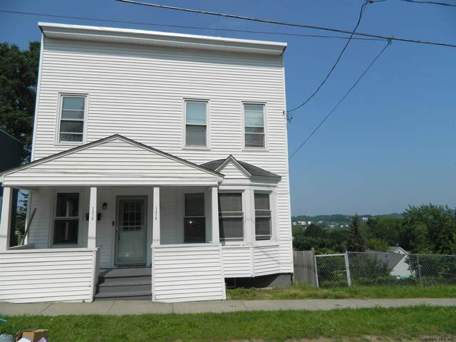 1319 1ST ST, Rensselaer, NY 12144 (MLS #202124846) :: Carrow Real Estate Services