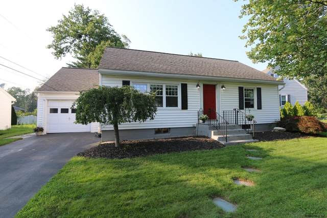 38 Miles Standish Rd, Rotterdam, NY 12306 (MLS #202124883) :: Carrow Real Estate Services