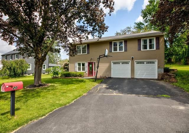 20 Fairlawn Av, Rensselaer, NY 12144 (MLS #202124920) :: Carrow Real Estate Services