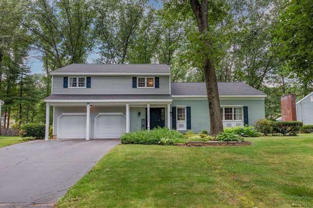 29 Lakewood Dr, Saratoga Springs, NY 12866 (MLS #202124921) :: The Shannon McCarthy Team | Keller Williams Capital District