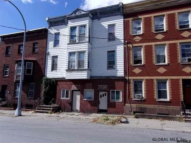 1517 5TH AV, Troy, NY 12180 (MLS #202125020) :: Carrow Real Estate Services