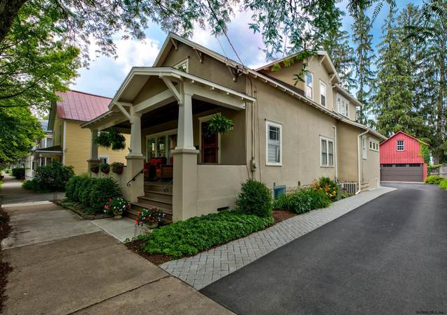 179 Spring St, Saratoga Springs, NY 12866 (MLS #202125077) :: The Shannon McCarthy Team | Keller Williams Capital District