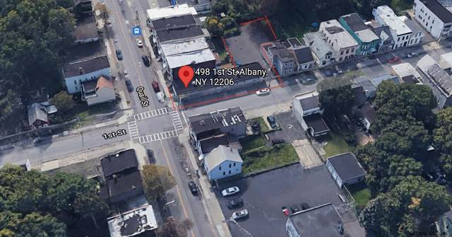 498 1ST ST, Albany, NY 12206 (MLS #202125730) :: The Shannon McCarthy Team | Keller Williams Capital District