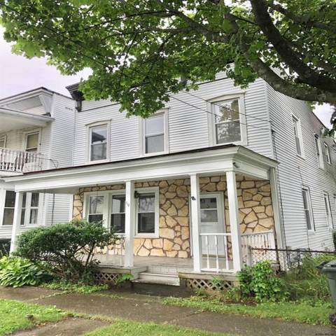 64 Chestnut St, Cohoes, NY 12047 (MLS #202127278) :: 518Realty.com Inc