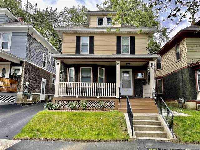 27 1/2 Columbia St, Schenectady, NY 12308 (MLS #202128775) :: Carrow Real Estate Services
