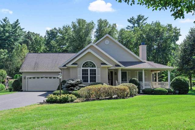 2 Woods Edge Ct, Saratoga Springs, NY 12866 (MLS #202128986) :: The Shannon McCarthy Team | Keller Williams Capital District