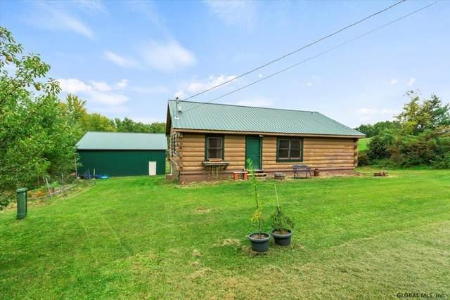 620 Johnson Hill Rd, Hoosick Falls, NY 12090 (MLS #202128987) :: Carrow Real Estate Services