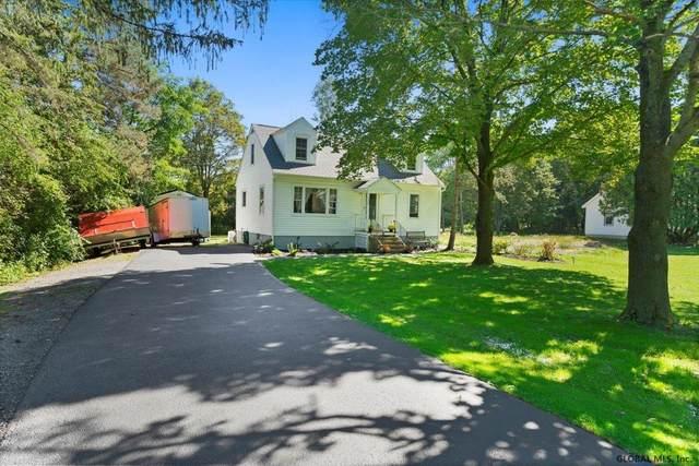 137 Western Av, Altamont, NY 12009 (MLS #202129022) :: Carrow Real Estate Services