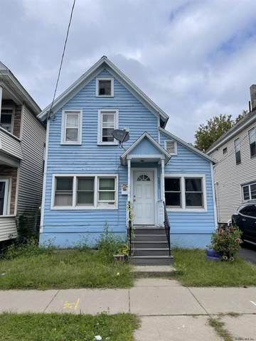 1051 Strong St, Schenectady, NY 12307 (MLS #202129028) :: Carrow Real Estate Services