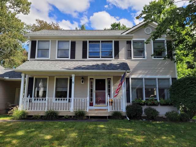 5 Cabot Way, Halfmoon, NY 12065 (MLS #202129031) :: Carrow Real Estate Services