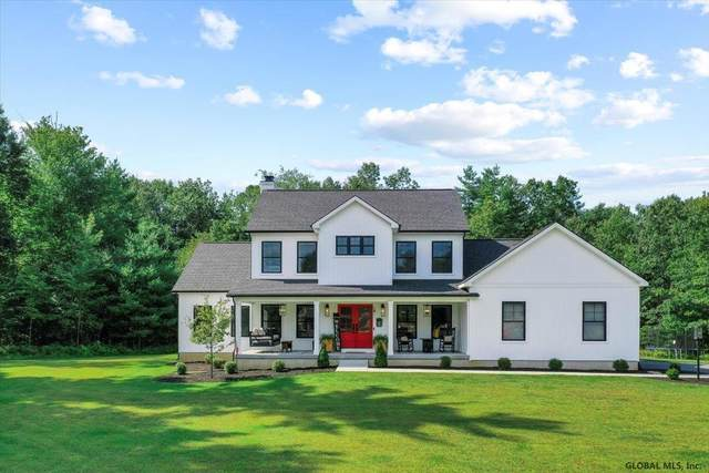 9 Pine Bark Place, Saratoga Springs, NY 12866 (MLS #202129092) :: The Shannon McCarthy Team | Keller Williams Capital District