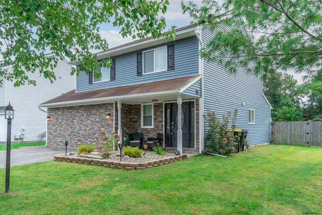 27 Wicken Sq, Albany, NY 12205 (MLS #202129197) :: The Shannon McCarthy Team | Keller Williams Capital District