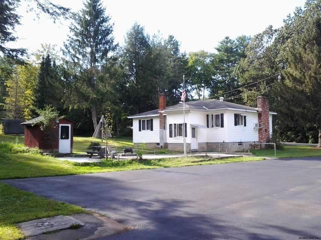 3878 Lewis Rd, Ballston Spa, NY 12020 (MLS #202129878) :: Carrow Real Estate Services