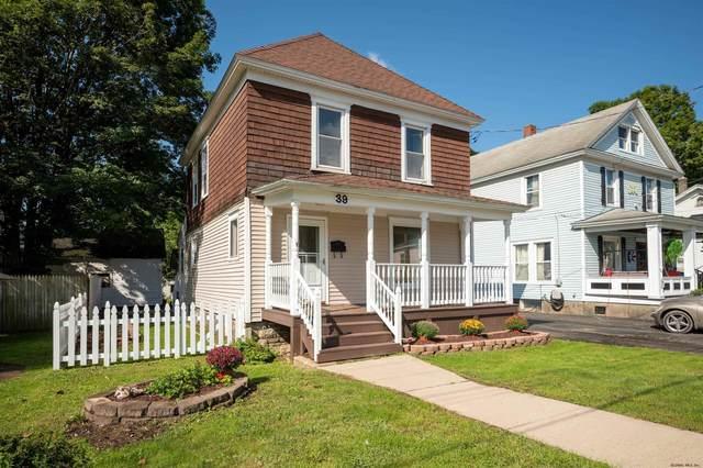 39 Miller St, Oneonta, NY 13820 (MLS #202130118) :: 518Realty.com Inc
