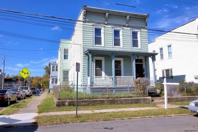 66 Park Av, Cohoes, NY 12047 (MLS #202130491) :: 518Realty.com Inc
