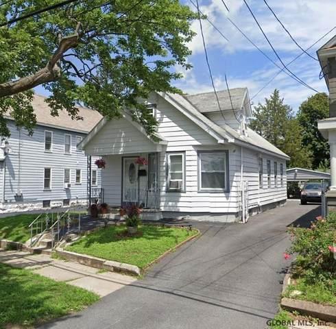 1419 Albany St, Schenectady, NY 12304 (MLS #202130588) :: Capital Realty Experts