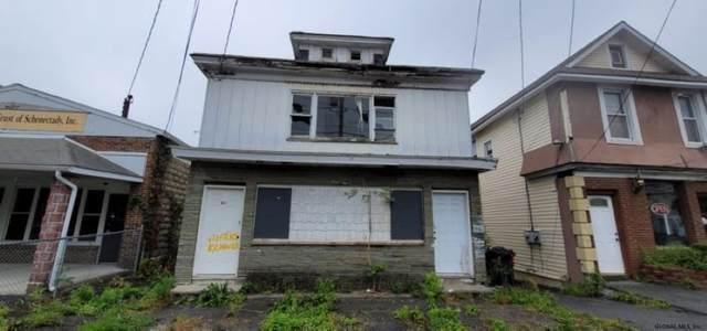1681 Van Vranken Av, Schenectady, NY 12308 (MLS #202130627) :: The Shannon McCarthy Team   Keller Williams Capital District