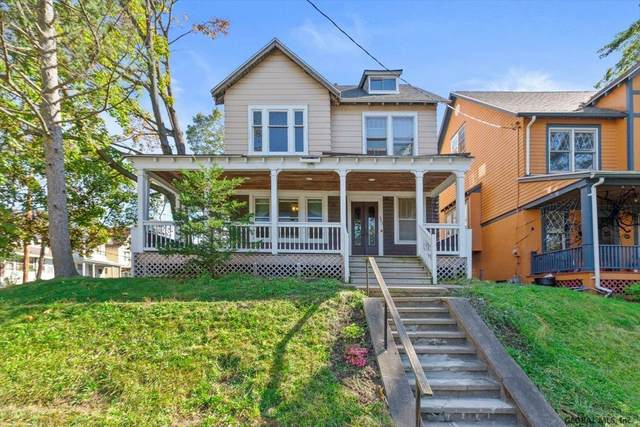 263 West Lawrence St, Albany, NY 12208 (MLS #202130647) :: Carrow Real Estate Services