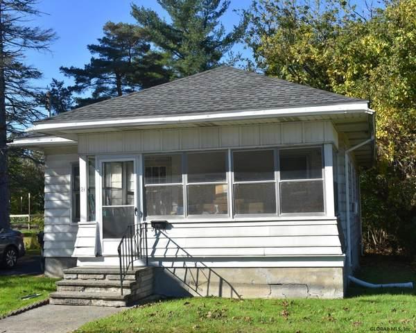 21 Edward St, Cohoes, NY 12047 (MLS #202130903) :: 518Realty.com Inc