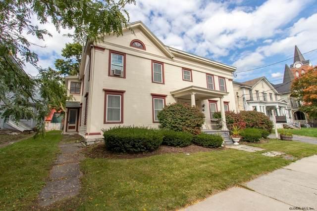 597 East Main St, Cobleskill, NY 12043 (MLS #202130989) :: 518Realty.com Inc