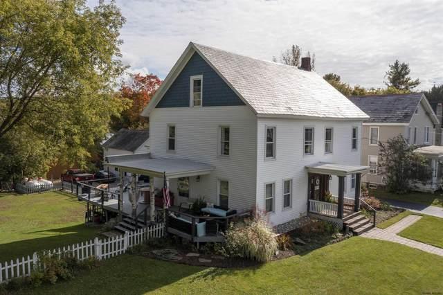 128 Lake George Ave, Ticonderoga, NY 12883 (MLS #202130997) :: 518Realty.com Inc