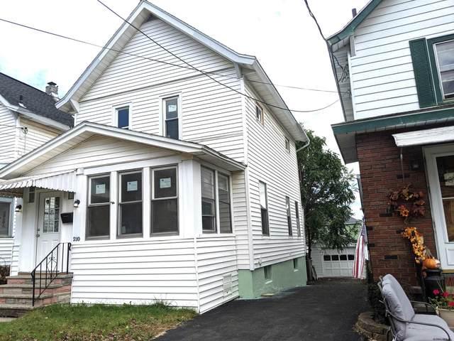 210 7TH AV, Watervliet, NY 12189 (MLS #202131018) :: 518Realty.com Inc