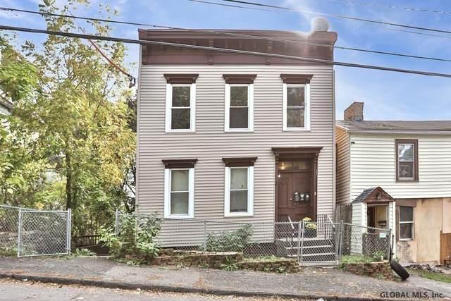 56 Thompson St, Troy, NY 12180 (MLS #202131056) :: 518Realty.com Inc