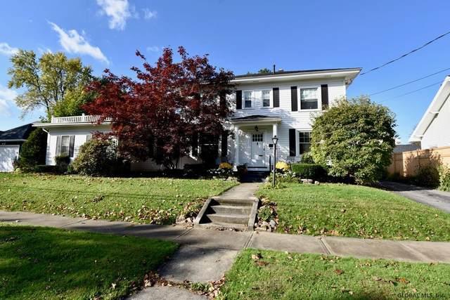 127 East Blvd, Gloversville, NY 12078 (MLS #202131060) :: 518Realty.com Inc