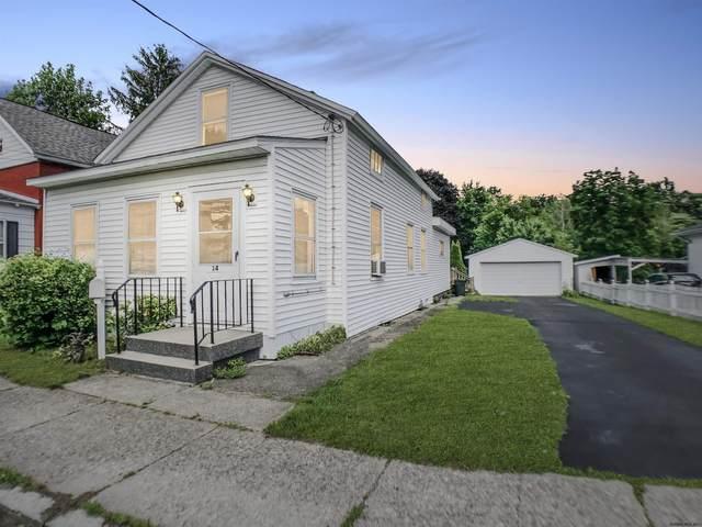 14 Edward St, Cohoes, NY 12047 (MLS #202131092) :: 518Realty.com Inc