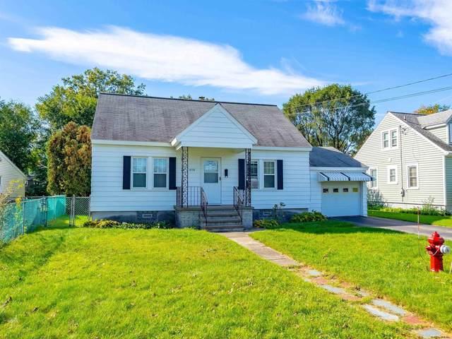 1809 Bernice St, Schenectady, NY 12303 (MLS #202131107) :: 518Realty.com Inc