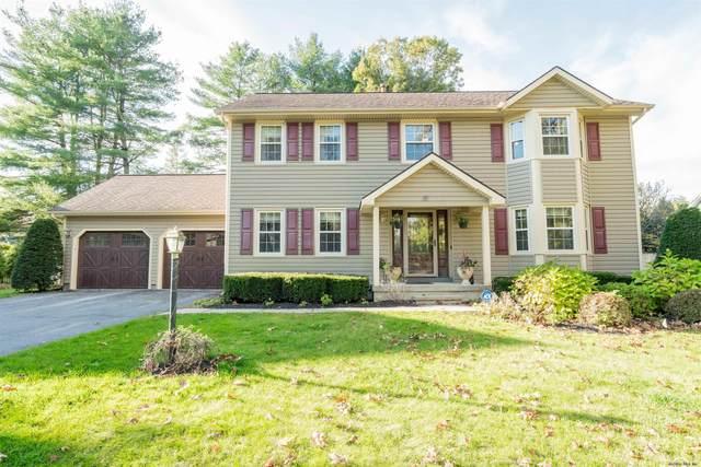 12 Sherwood Tr, Saratoga Springs, NY 12866 (MLS #202131119) :: Carrow Real Estate Services