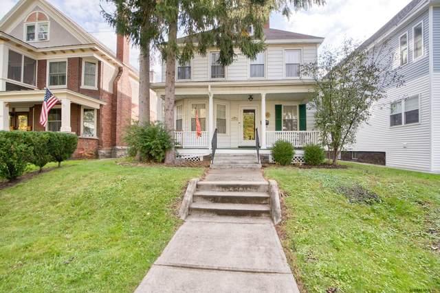 1260 Glenwood Blvd, Schenectady, NY 12308 (MLS #202131351) :: Capital Realty Experts
