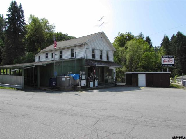 83 County Rt 111, Coeymans Hollow, NY 12043 (MLS #201613039) :: 518Realty.com Inc
