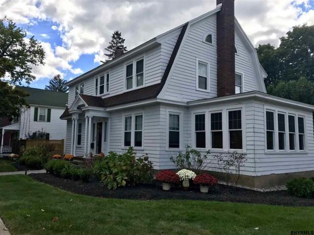 216 Church St, Saratoga Springs, NY 12866 (MLS #201716091) :: Weichert Realtors®, Expert Advisors