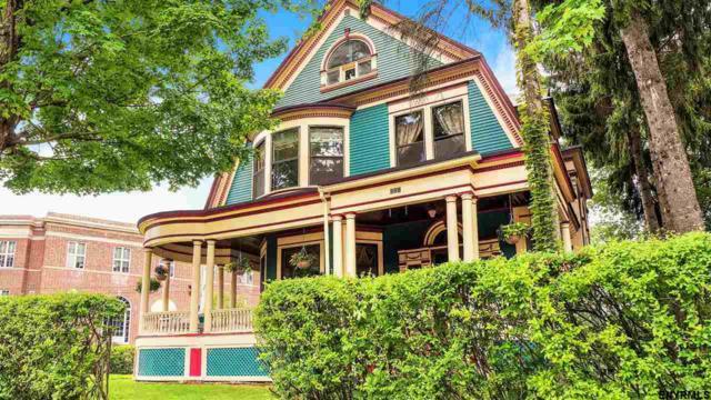 100 Lake Av, Saratoga Springs, NY 12866 (MLS #201823344) :: Weichert Realtors®, Expert Advisors