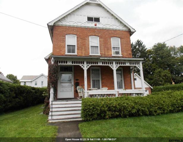 161 Church St, Saratoga Springs, NY 12866 (MLS #201834478) :: Weichert Realtors®, Expert Advisors