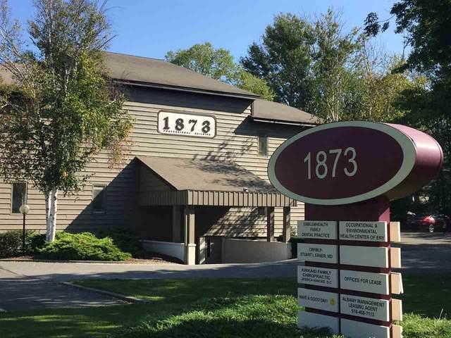 1873 Western Av Suite 105 - 3,1, Guilderland, NY 12203 (MLS #201914209) :: 518Realty.com Inc