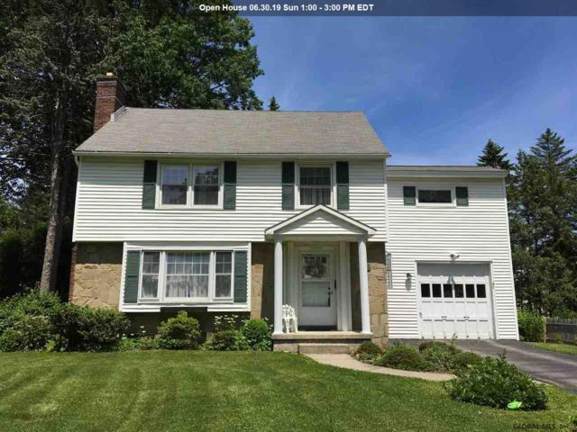 1545 Wyoming Av, Schenectady, NY 12309 (MLS #201922565) :: Picket Fence Properties